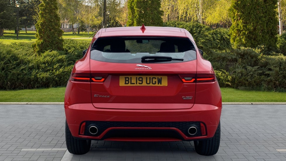 Jaguar E-PACE 2.0d 180 R-Dynamic SE Front and Rear Parking aid and Rear camera image 6