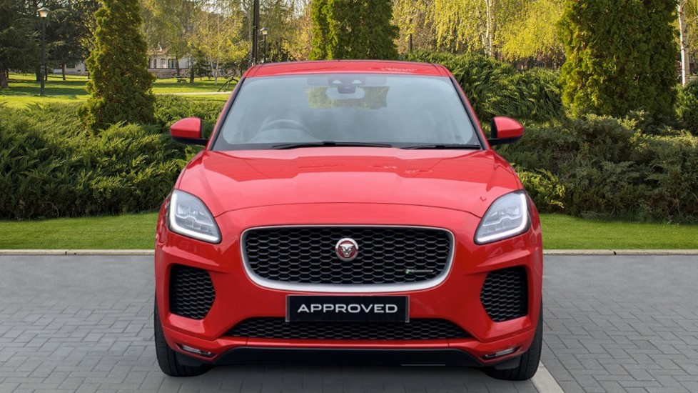Jaguar E-PACE 2.0d 180 R-Dynamic SE Front and Rear Parking aid and Rear camera image 7