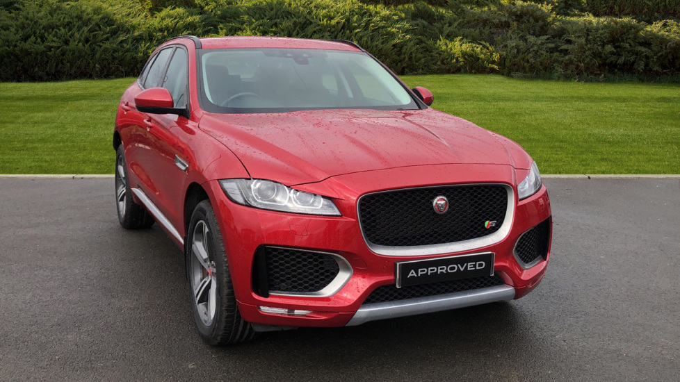 Jaguar F-PACE 3.0d V6 S 5dr AWD Diesel Automatic Estate (2016)