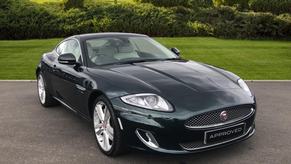 Jaguar XK 5.0 V8 Signature 2dr Automatic Coupe (2014) image