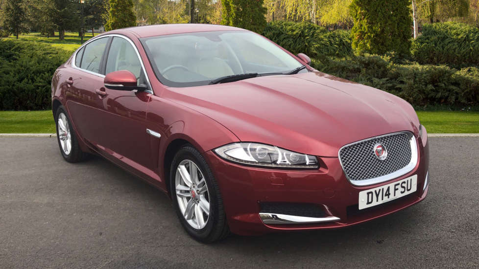 Jaguar XF 2.2d [163] Luxury Diesel Automatic 4 door Saloon (2014) image
