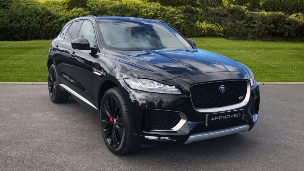 Jaguar F-PACE 3.0d V6 S 5dr AWD Diesel Automatic 4 door Estate (2019)