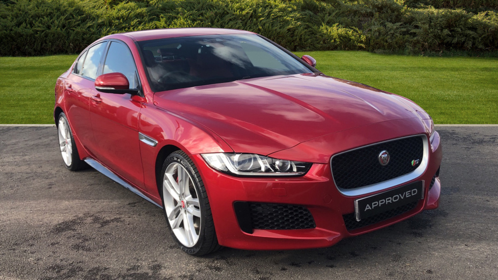 Jaguar XE 3.0 V6 Supercharged S Automatic 4 door Saloon (2016) image