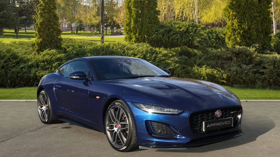 Jaguar F-TYPE 5.0 P450 Supercharged V8 R-Dynamic 2dr Automatic Coupe (2020)