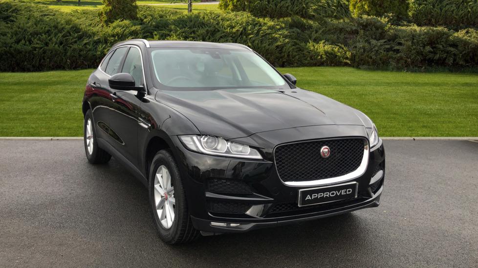 Jaguar F-PACE 2.0d Prestige 5dr AWD Diesel Automatic Estate (2017)