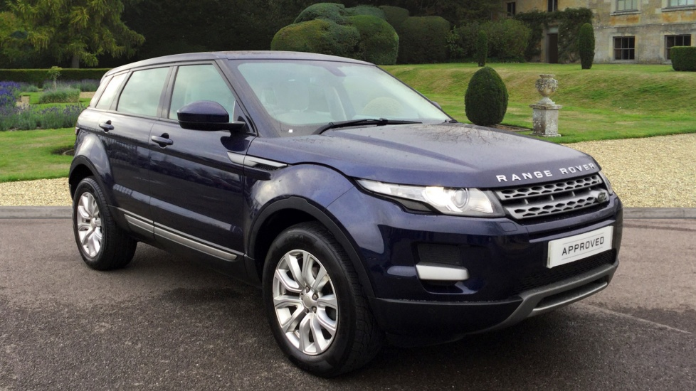 Land Rover Range Rover Evoque 2.2 SD4 Pure 5dr [Tech Pack] Diesel Automatic 4x4 (2014)