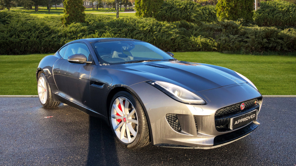 Jaguar F-TYPE 3.0 Supercharged V6 S 2dr Automatic Coupe (2015) image
