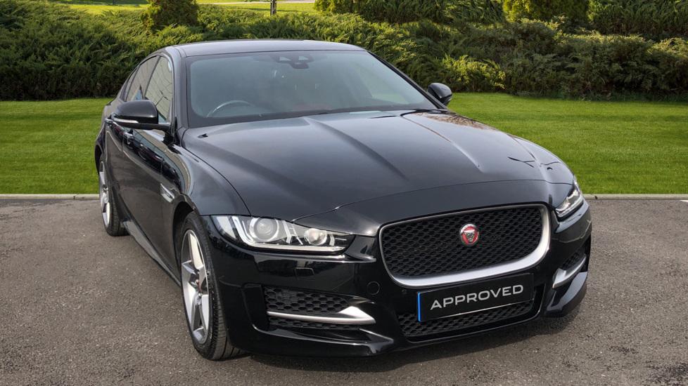 Jaguar XE 2.0d [180] R-Sport Diesel Automatic 4 door Saloon (2016)