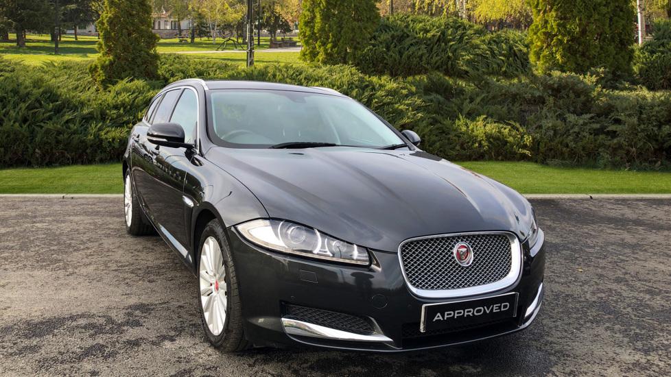 Jaguar XF SPORTBRAKE 2.2d [200] Luxury 5dr Diesel Automatic Estate (2015) image