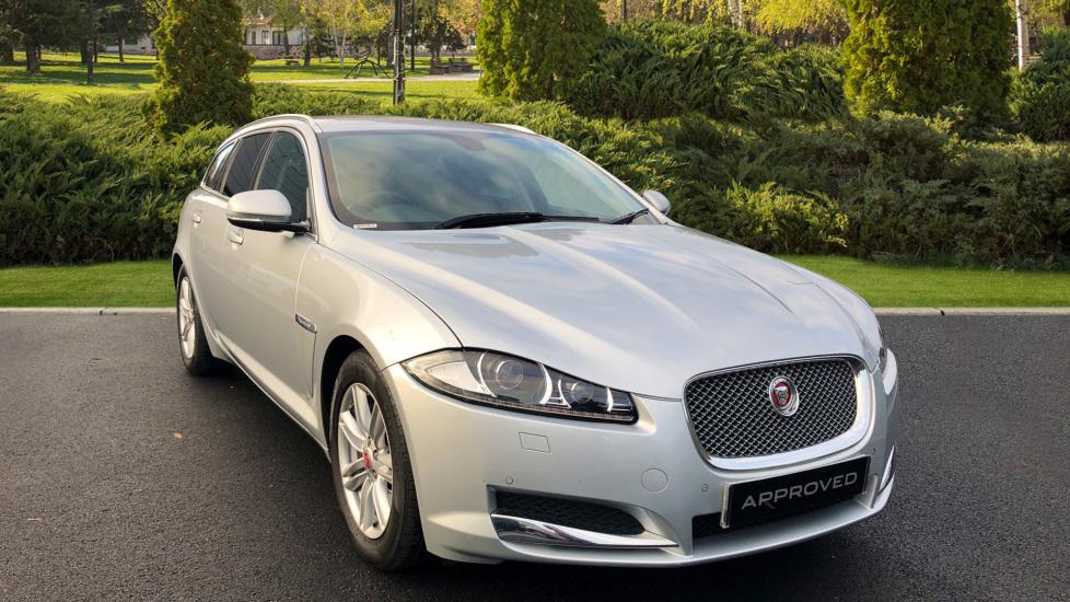 Jaguar XF 2.2d [200] Luxury 5dr Diesel Automatic Estate (2014) image