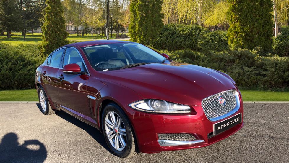 Jaguar XF 2.2d [163] Luxury Diesel Automatic 4 door Saloon (2014) image