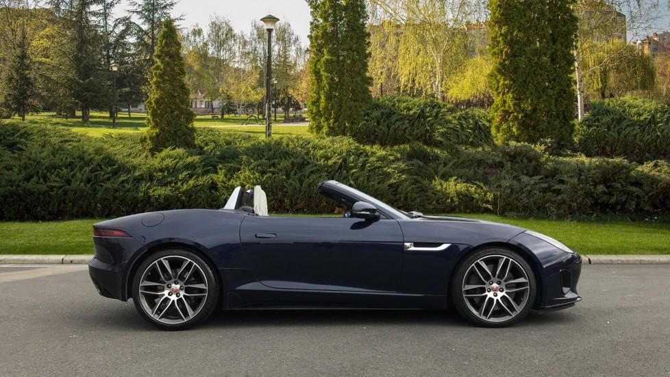 Jaguar F-TYPE 3.0 [380] Supercharged V6 R-Dynamic 2dr image 5