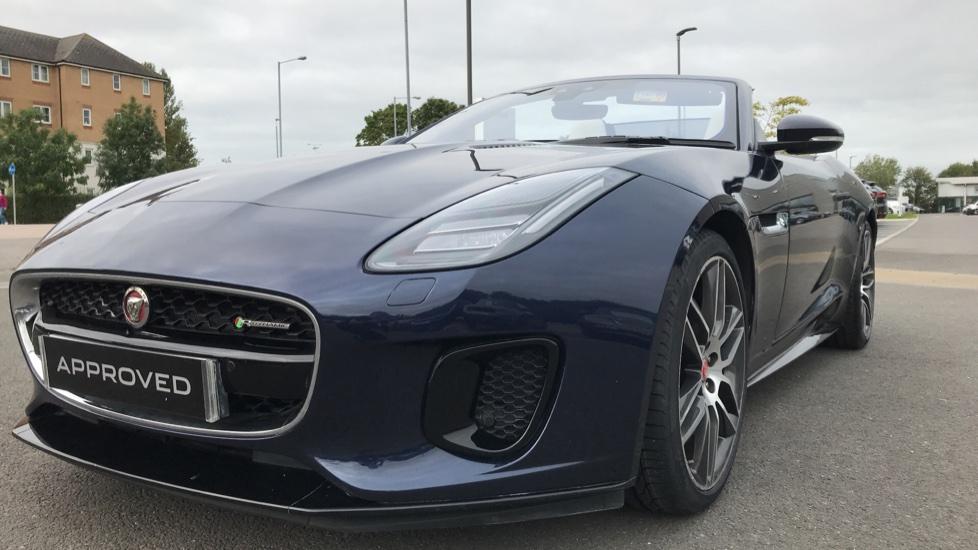 Jaguar F-TYPE 3.0 [380] Supercharged V6 R-Dynamic 2dr image 10