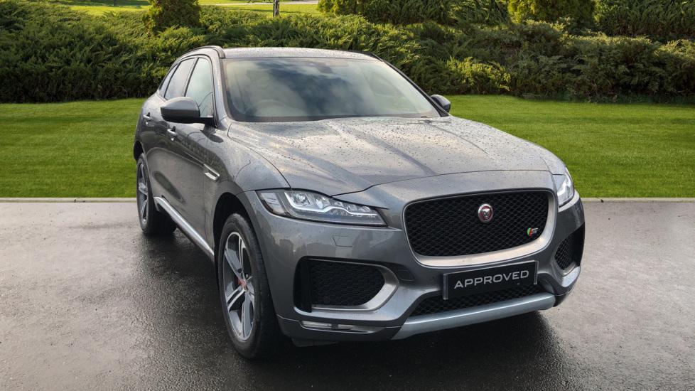 Jaguar F-PACE 3.0 Supercharged V6 S 5dr AWD Automatic Estate (2018)