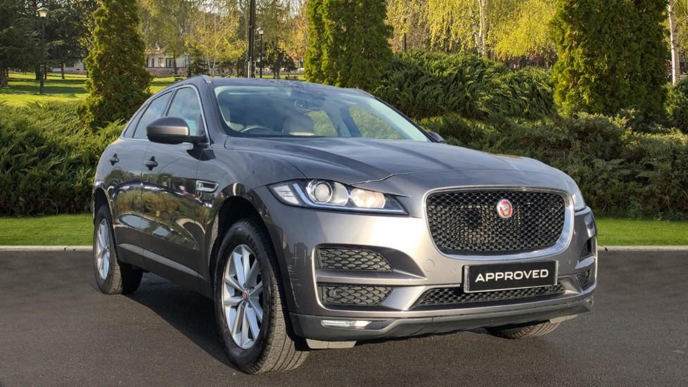 Jaguar F-PACE 2.0d Prestige 5dr Diesel Estate (2017)