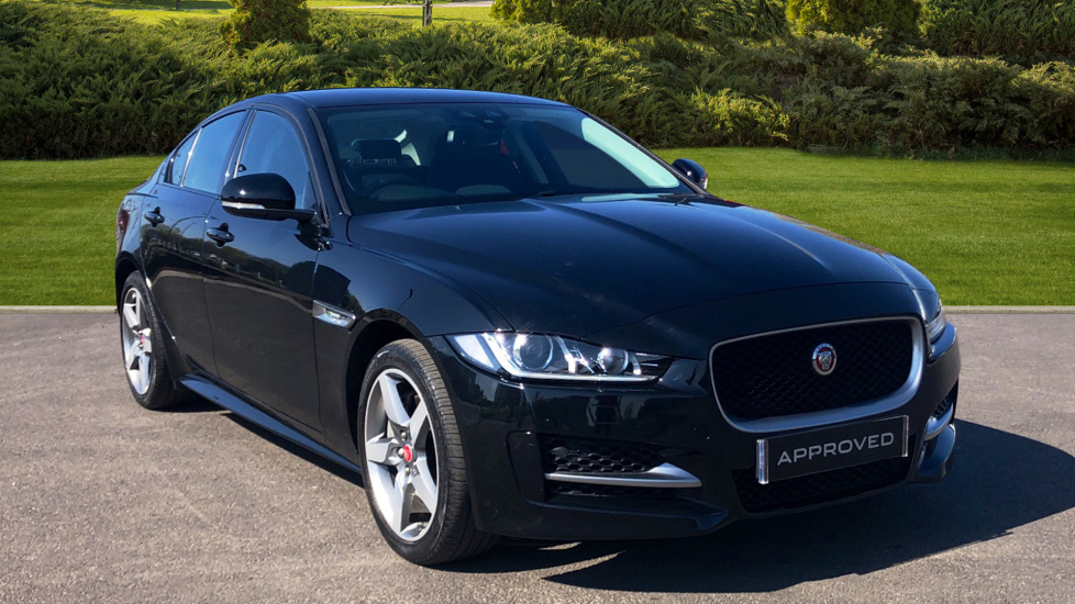 Jaguar XE 2.0d [180] R-Sport AWD Diesel Automatic 4 door Saloon (2017) available from Jaguar Woodford thumbnail image