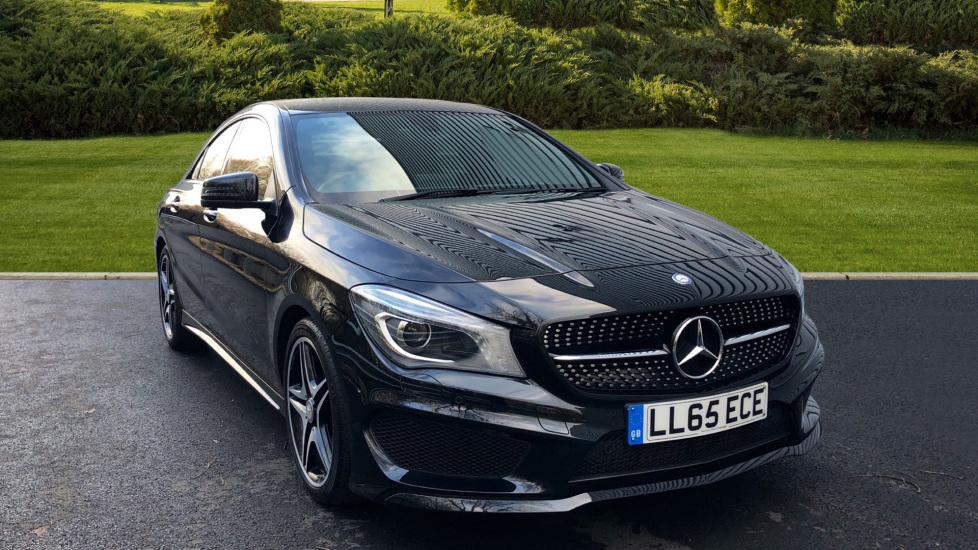 Mercedes-Benz CLA-Class CLA 200d AMG Sport 4dr 2.1 Diesel Saloon (2015)