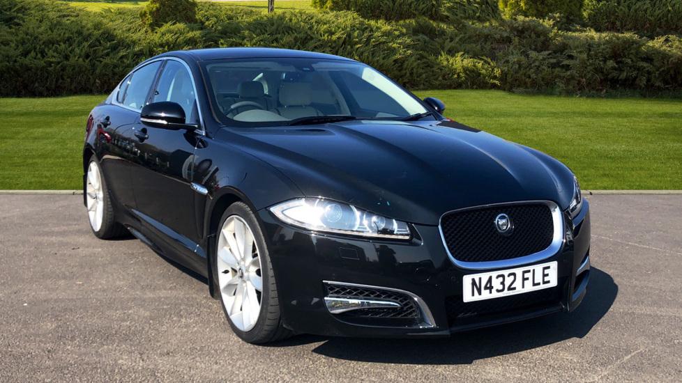Jaguar XF 3.0d V6 S Portfolio [Start Stop] Diesel Automatic 4 door Saloon (2013) image