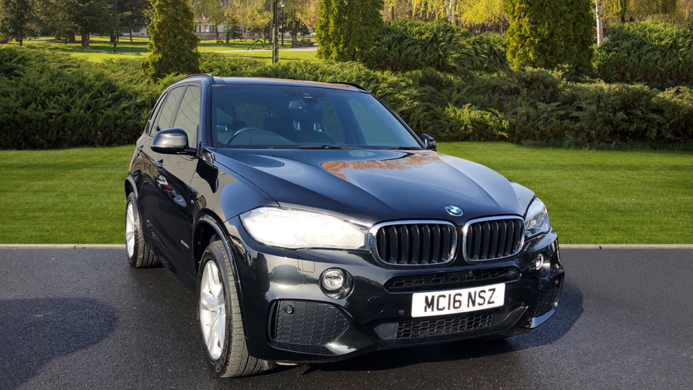 BMW X5 xDrive30d M Sport 5dr 3.0 Diesel Automatic 4x4 (2016) available from Bolton Motor Park Abarth, Fiat and Mazda thumbnail image