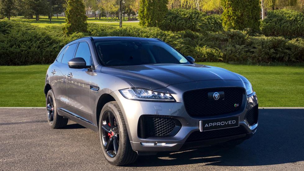 Jaguar F-PACE 3.0 Supercharged V6 S 5dr AWD Automatic Estate (2016)