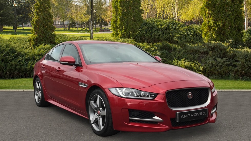 Jaguar XE 2.0 R-Sport with Heated Seats and Interior Mood Lighting Automatic 4 door Saloon