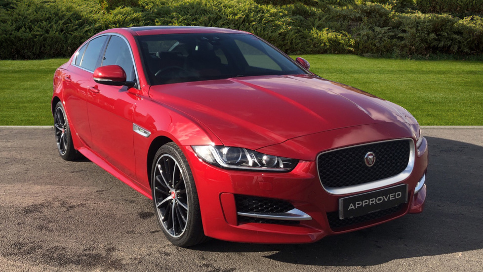 Jaguar XE 2.0d [180] R-Sport Diesel Automatic 4 door Saloon (2015) at Jaguar Swindon thumbnail image
