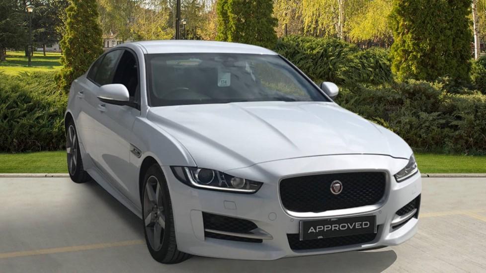 Jaguar XE Yulong metallic finish Jaguar XE 2 litre R Sport Black edition 2.0 Automatic 4 door Saloon