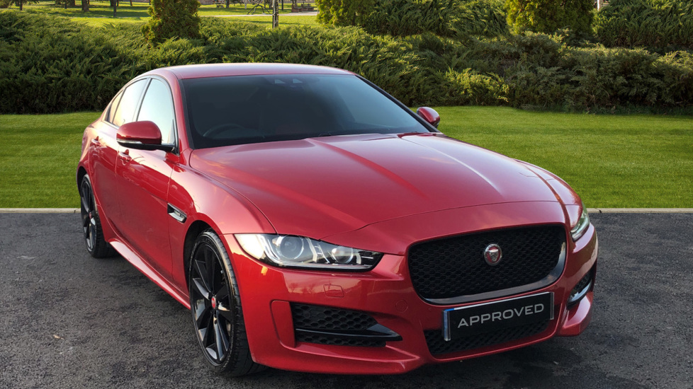 Jaguar XE 2.0 [250] R-Sport Automatic 4 door Saloon (2018)