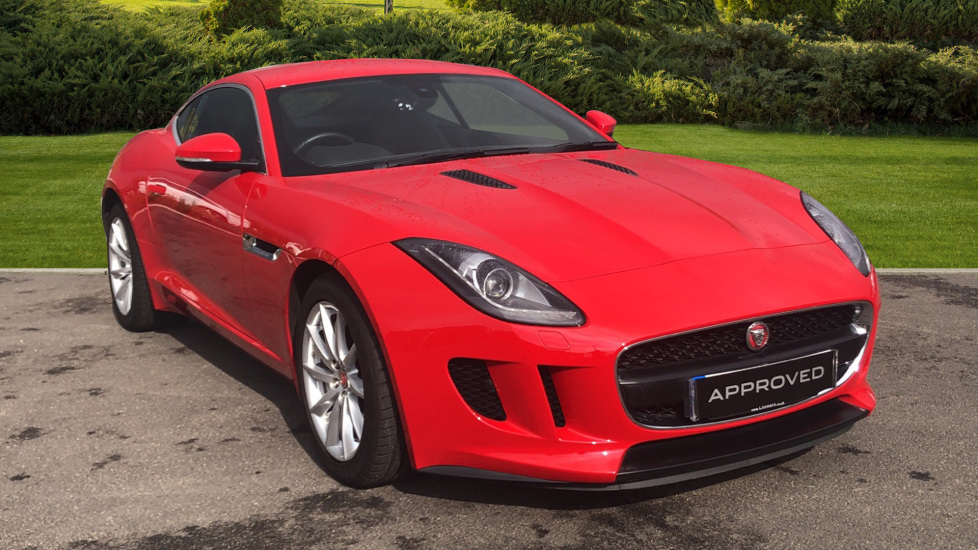 Jaguar F-TYPE 3.0 Supercharged V6 2dr Automatic 5 door Coupe (2017) image