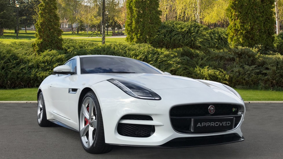 Jaguar F-TYPE 5.0 Supercharged V8 R 2dr AWD Automatic Coupe (2017) image