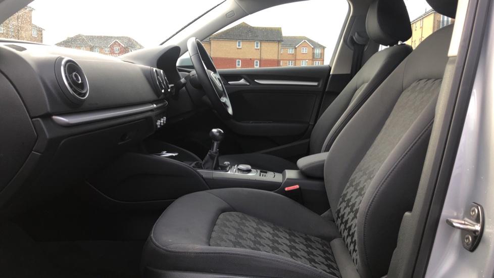 Audi A3 2.0 TDI Sport 5dr, Digital Radio, USB, Bluetooth & IPod Connectivity, 5 Star NCAP Safety image 3