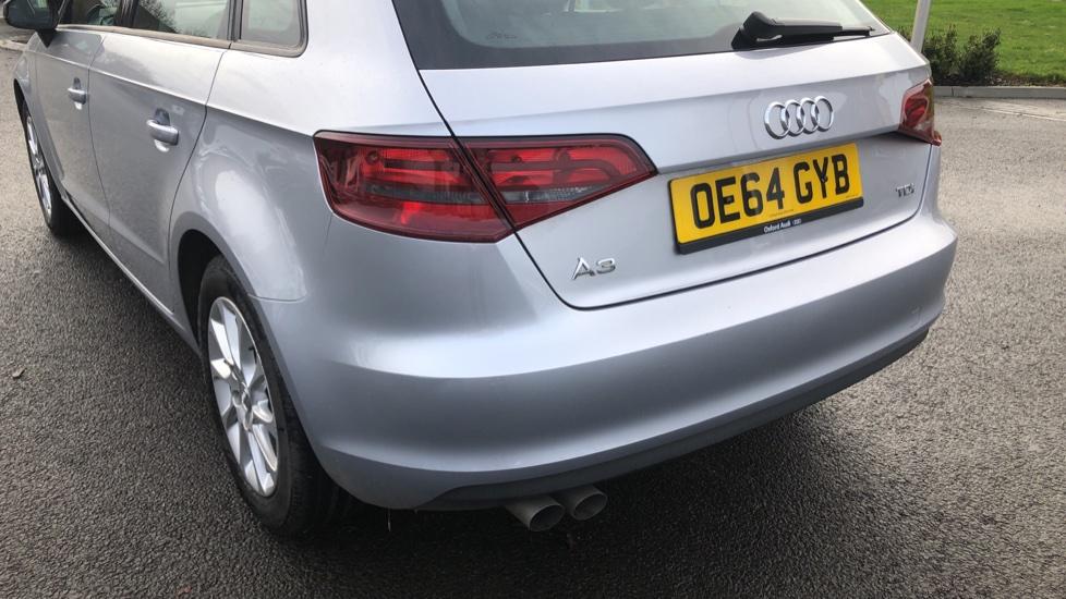 Audi A3 2.0 TDI Sport 5dr, Digital Radio, USB, Bluetooth & IPod Connectivity, 5 Star NCAP Safety image 10