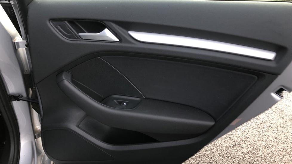 Audi A3 2.0 TDI Sport 5dr, Digital Radio, USB, Bluetooth & IPod Connectivity, 5 Star NCAP Safety image 18