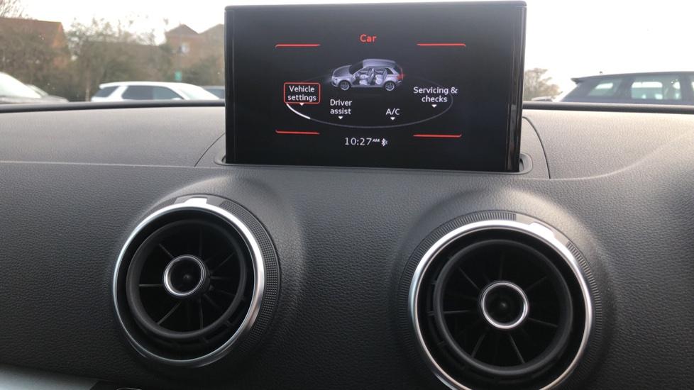 Audi A3 2.0 TDI Sport 5dr, Digital Radio, USB, Bluetooth & IPod Connectivity, 5 Star NCAP Safety image 23