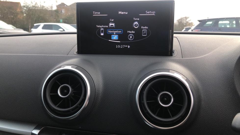 Audi A3 2.0 TDI Sport 5dr, Digital Radio, USB, Bluetooth & IPod Connectivity, 5 Star NCAP Safety image 25