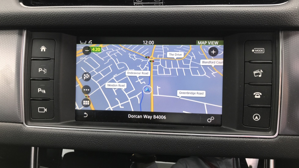 Jaguar XF 2.0d [180] R-Sport sliding Pan roof and 360 degree parking aid image 21