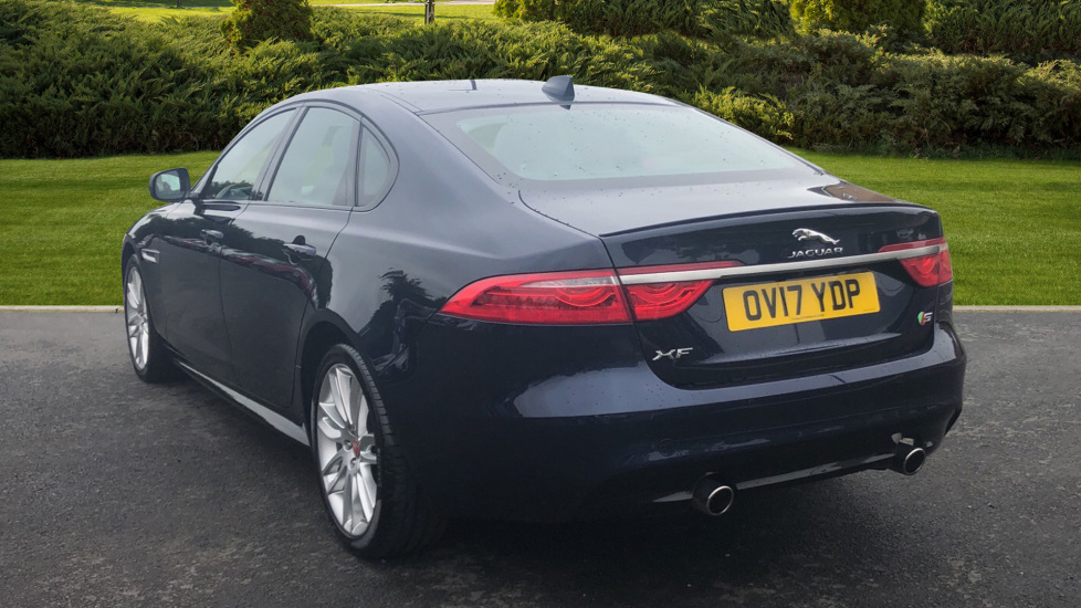 Jaguar XF 3 0d V6 S Diesel Automatic 4 door Saloon (2017) available from  Jaguar Brentwood