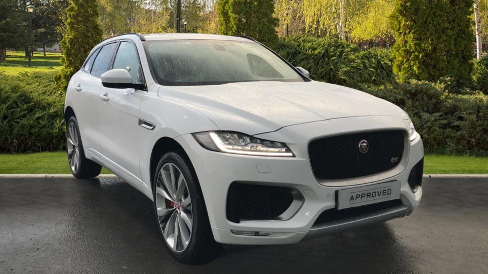 Jaguar F-PACE 3.0d V6 S 5dr AWD Diesel Automatic Estate (2017)