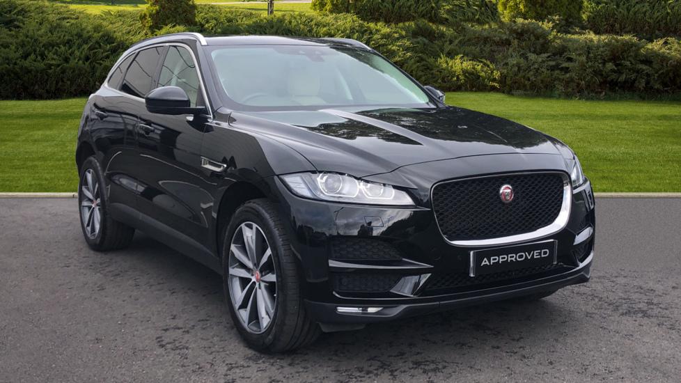 Jaguar F-PACE 2.0d Portfolio 5dr AWD Diesel Estate (2018) image