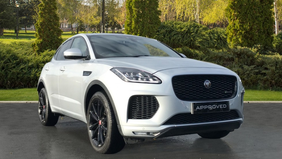 Jaguar E-PACE 2.0d [180] R-Dynamic HSE 5dr Diesel Automatic Estate (2019)
