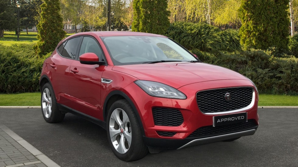 Jaguar E-PACE 2.0d [180] HSE 5dr Diesel Automatic Estate