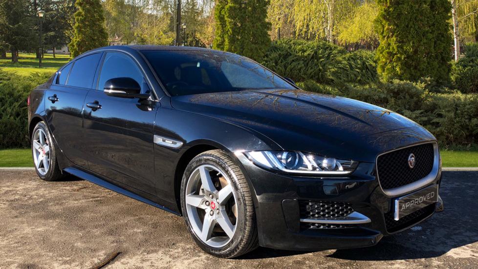 Jaguar XE 2.0d [180] R-Sport 4dr Auto AWD Diesel Automatic 5 door Saloon (2017) image