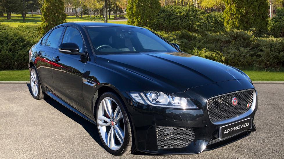 Jaguar XF 3.0d V6 S Diesel Automatic 4 door Saloon (2017) image