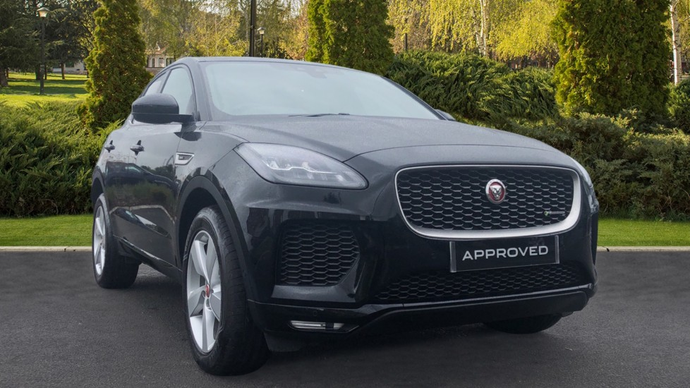 Jaguar E-PACE 2.0d R-Dynamic SE 5dr Diesel Automatic Estate (2019)