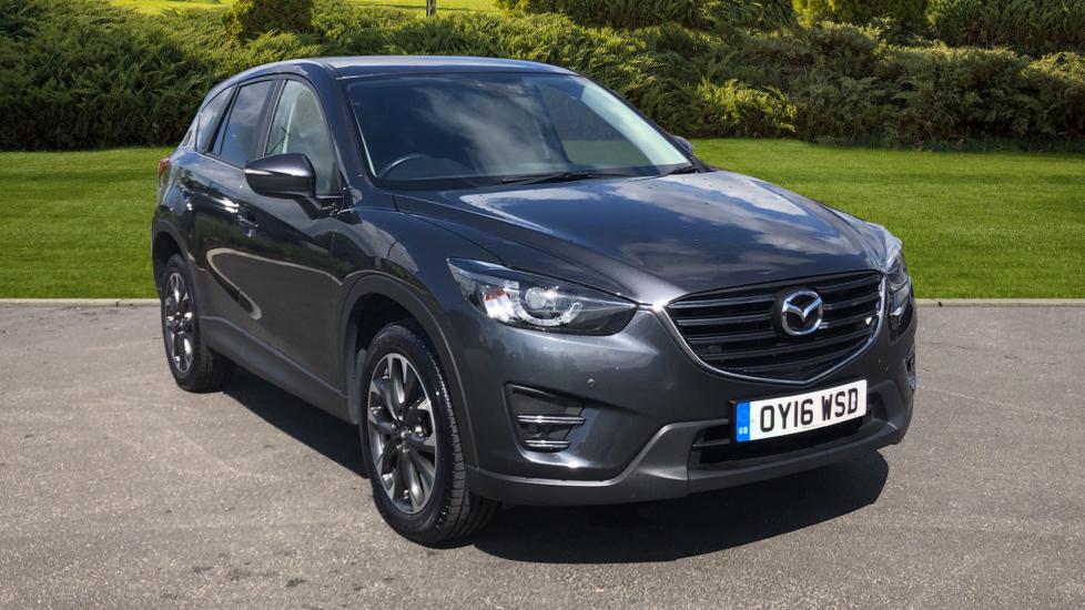 Mazda CX-5 2.0 Sport Nav 5dr Estate (2016) image
