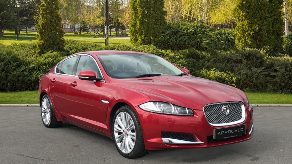 Jaguar XF 3.0d V6 Portfolio [Start Stop] Diesel Automatic 4 door Saloon