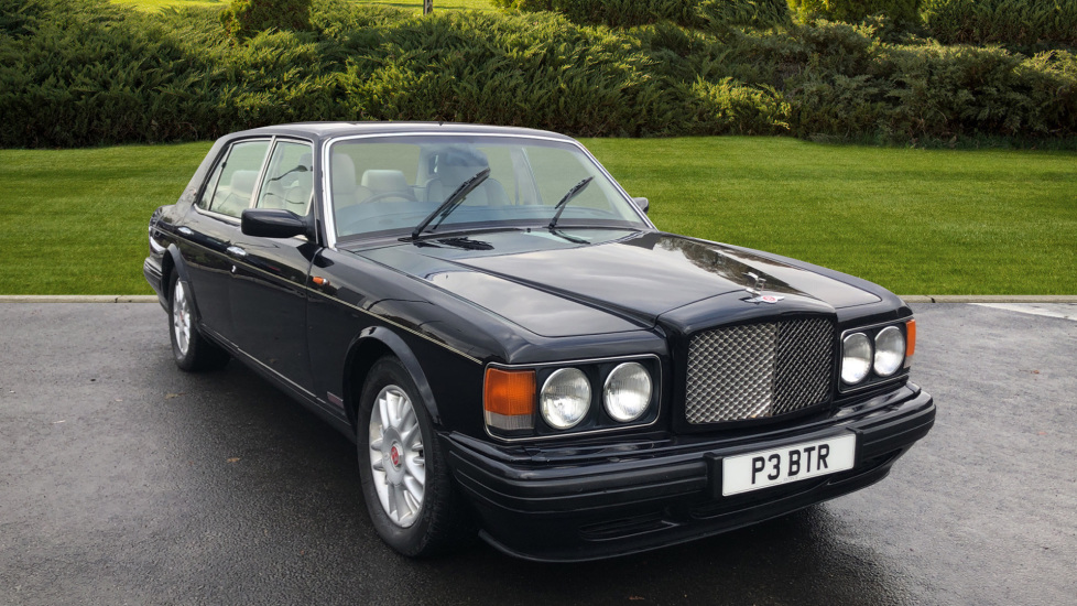 Bentley Turbo R LWB 4dr 6.8 Automatic Saloon (1997)