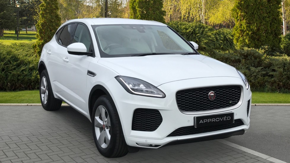 Jaguar E-PACE 2.0d [180] R-Dynamic S with Rear Camera and Privacy Glass Diesel Automatic 5 door Estate