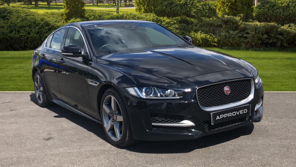 Jaguar XE 2.0d [180] R-Sport Diesel Automatic 4 door Saloon (2017) image