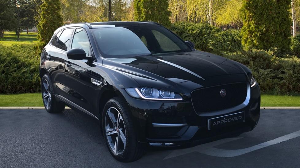 Jaguar F-PACE 2.0d R-Sport AWD rear camera Diesel Automatic 5 door Estate